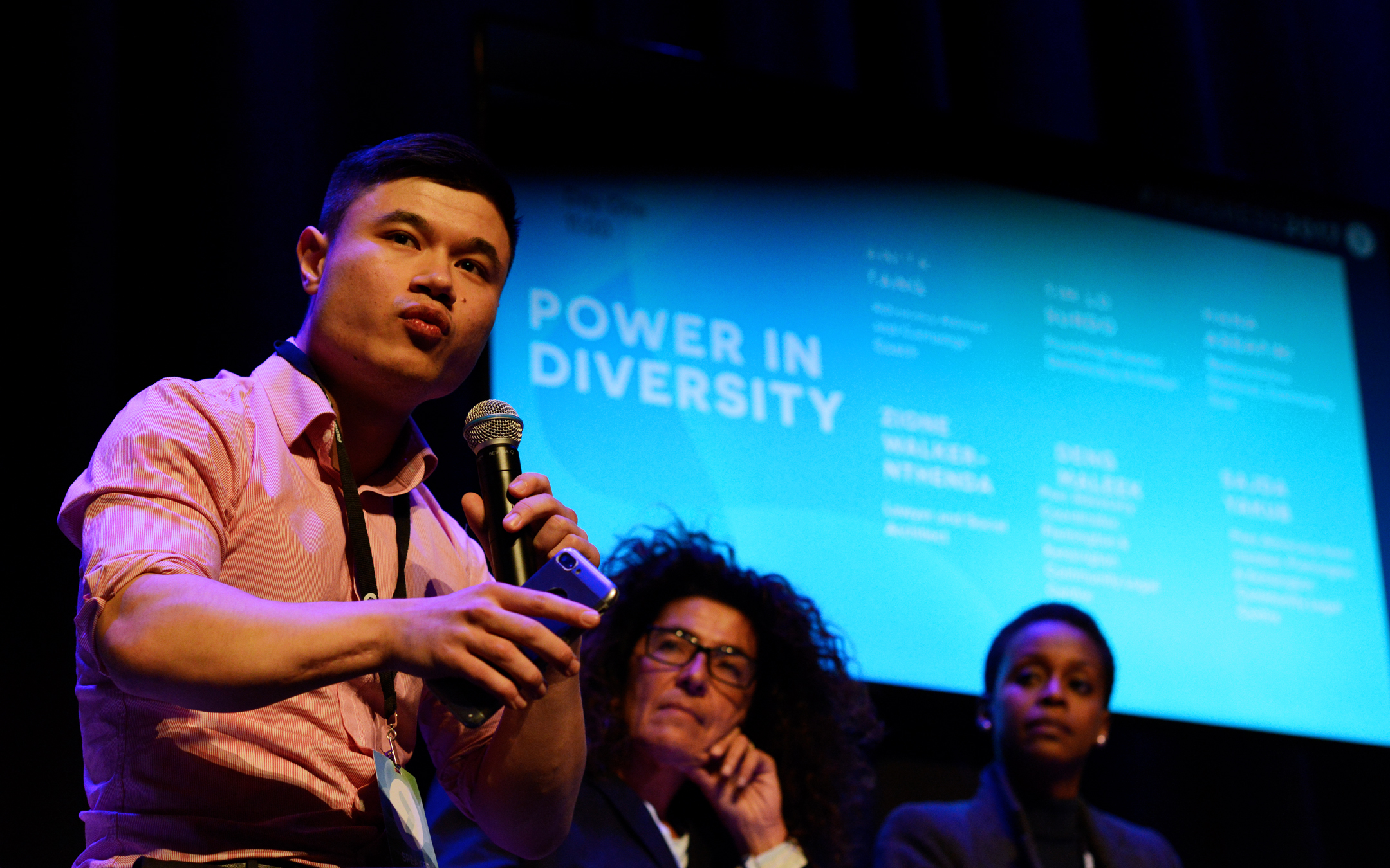 Power in Diversity