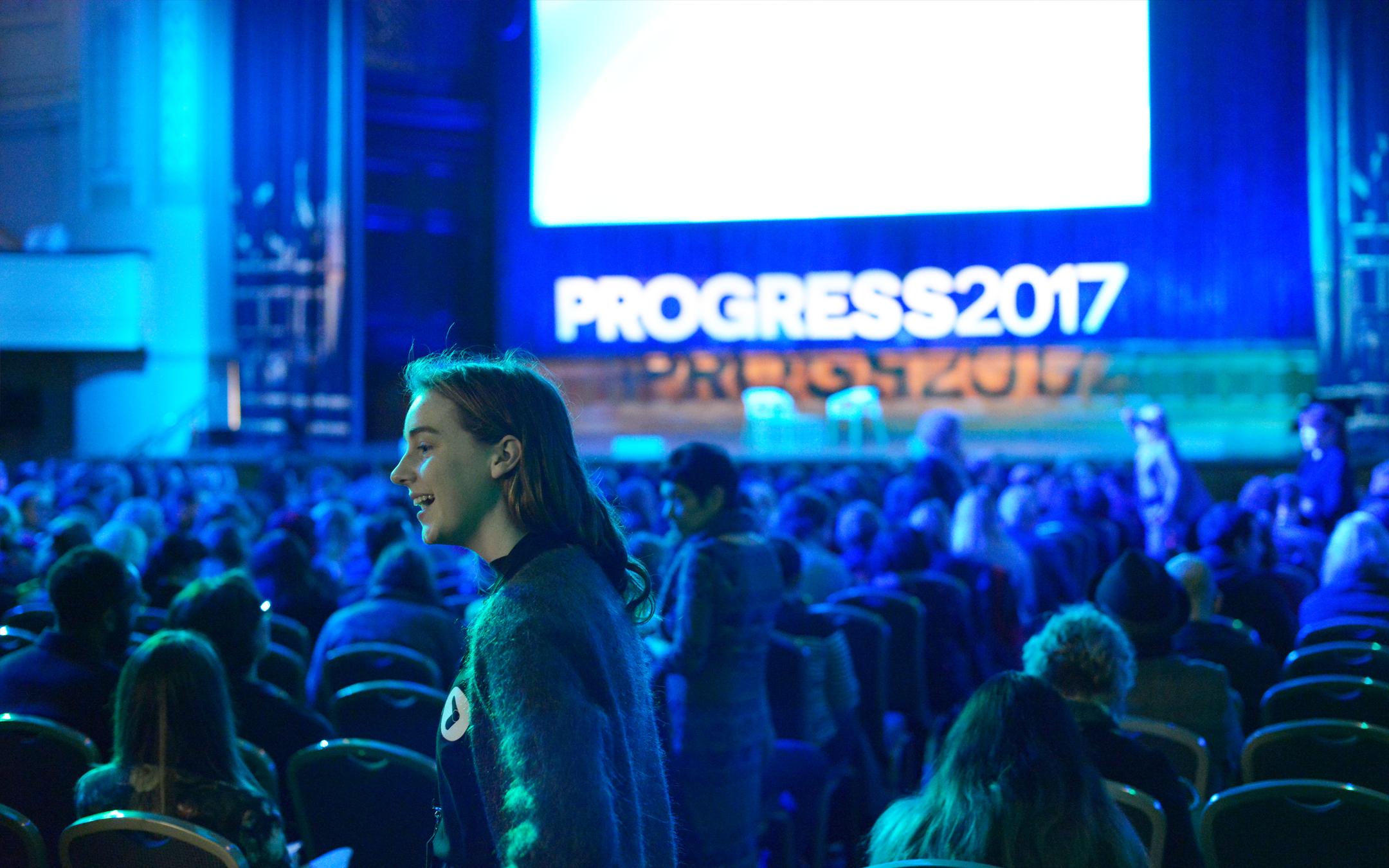 Crowd Progress 2017