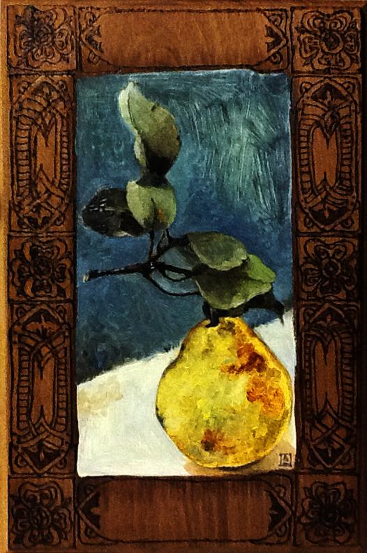 Woodburned Pear.JPG