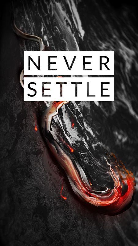 Stroke of Genius - Never Settle