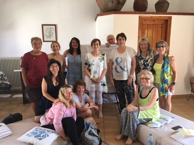 Skyros Writing group 2017