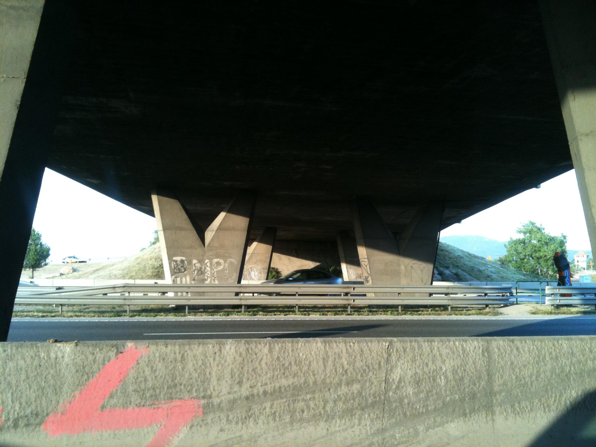 365 Day.335 Under the Bridge.JPG