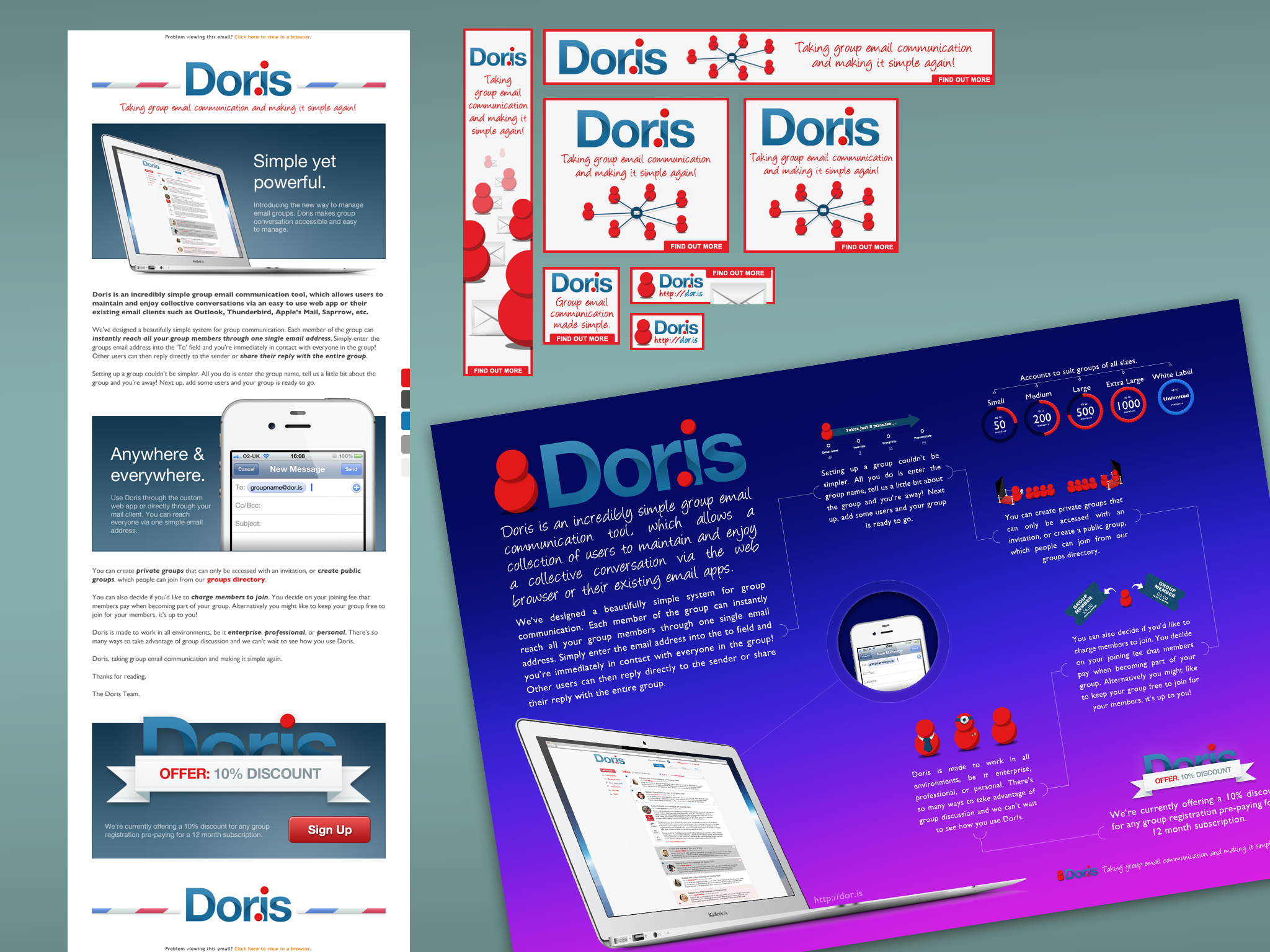 Digital Marketing & Campaign Design