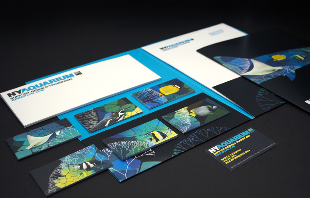 Wildlife Conservation Society NY Aquarium campaign