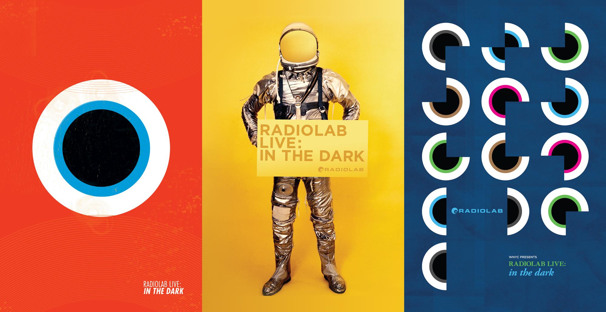 WNYC Radiolab posters
