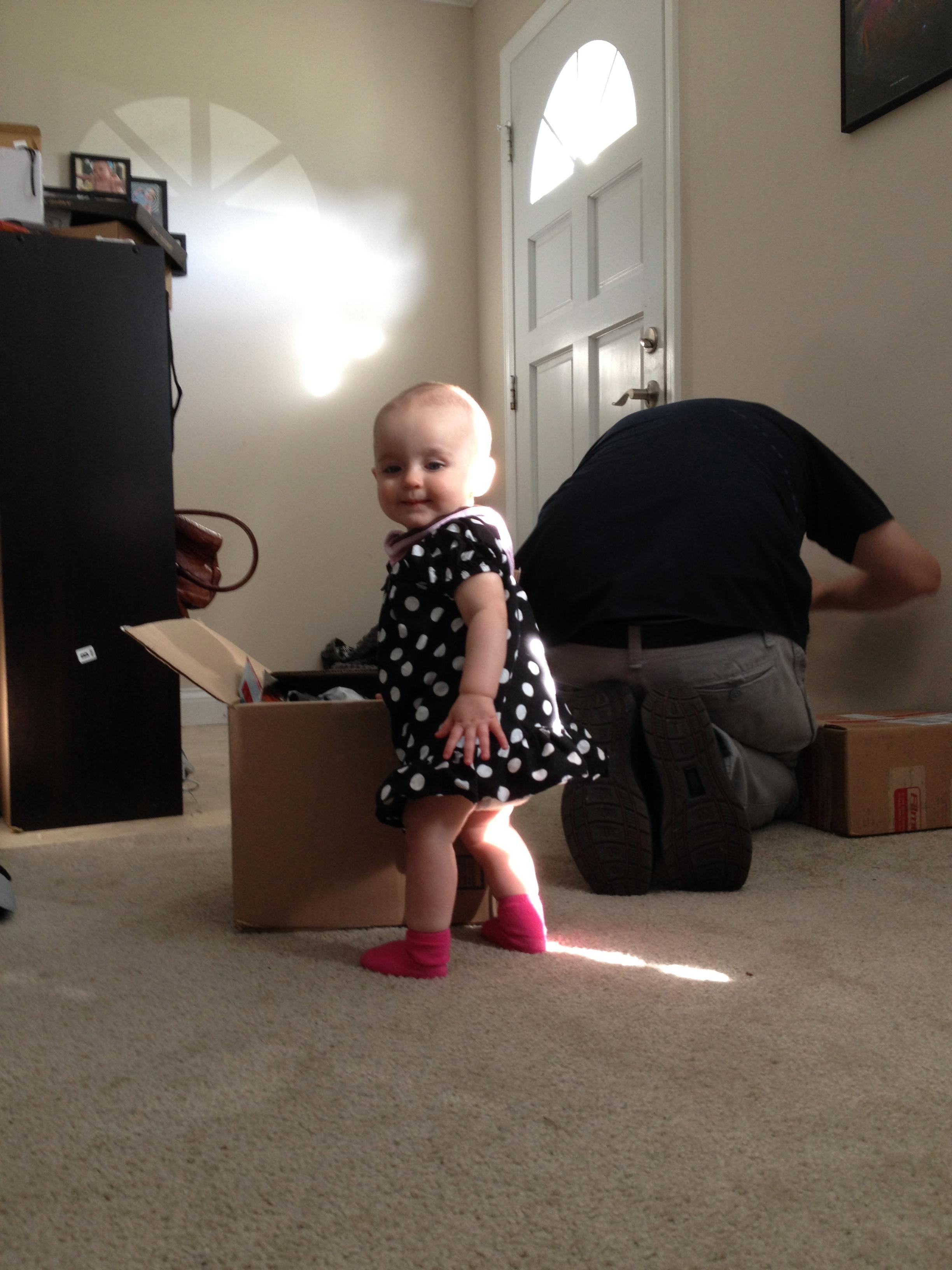 helping us unpack