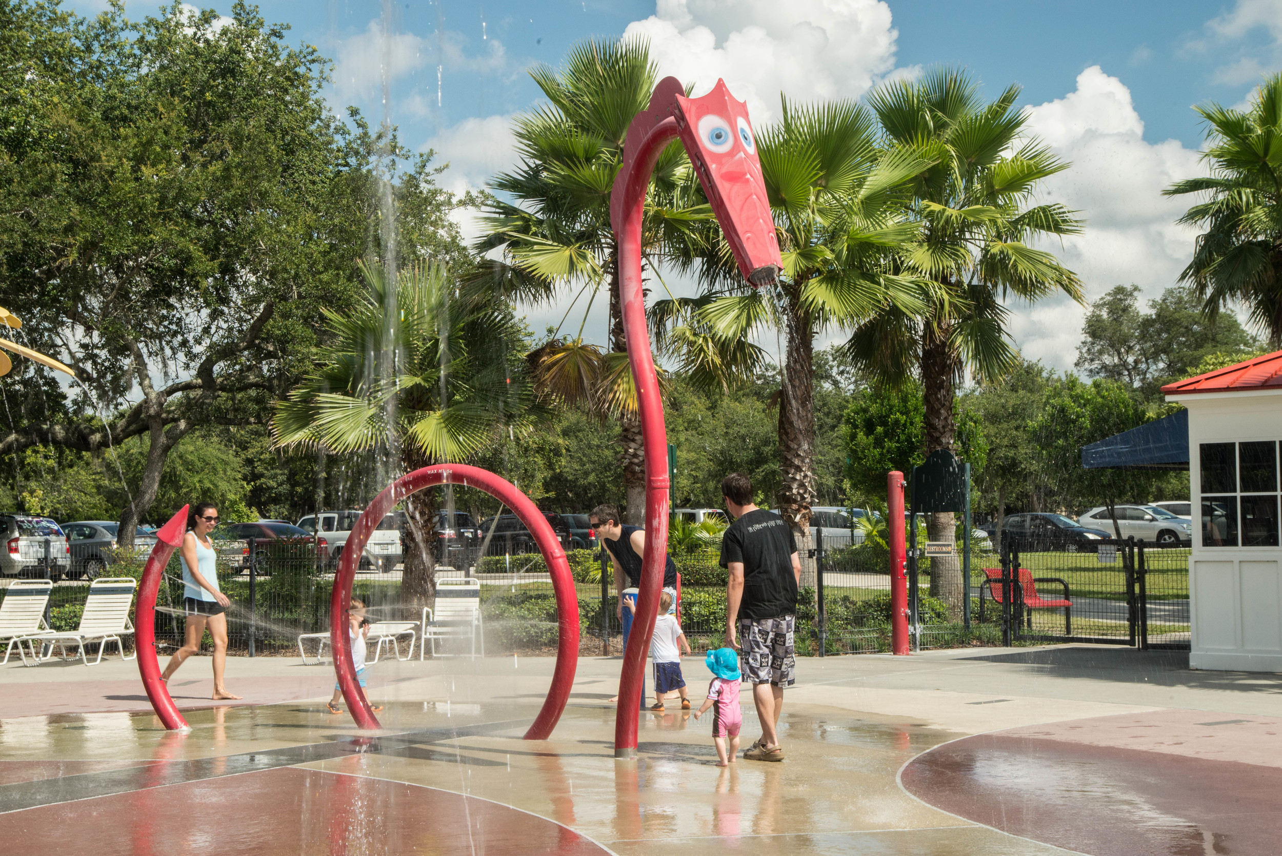 Splash Pad post- Coming soon!