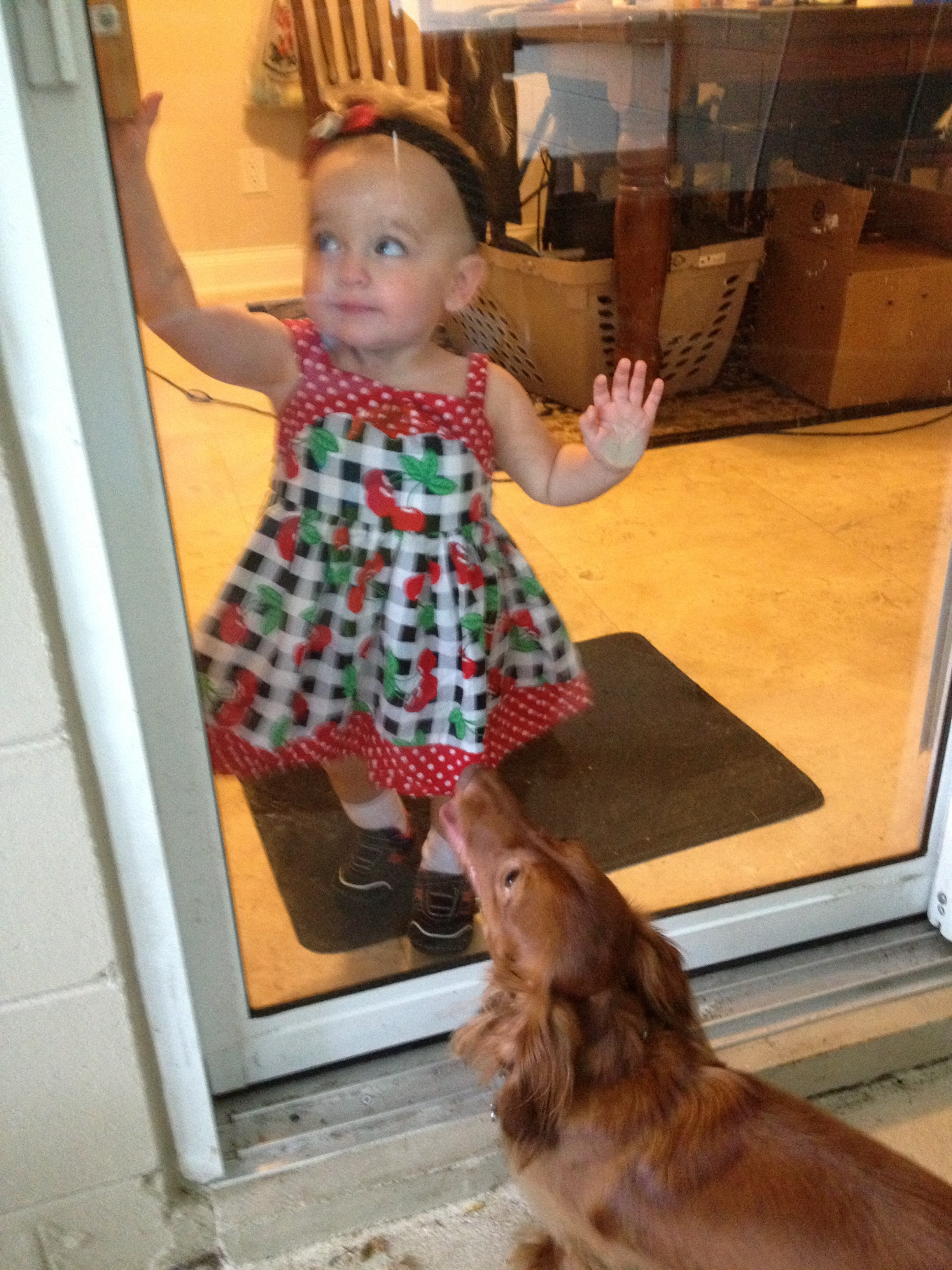 Rockabilly Daphne wants to let Jackson back in the house