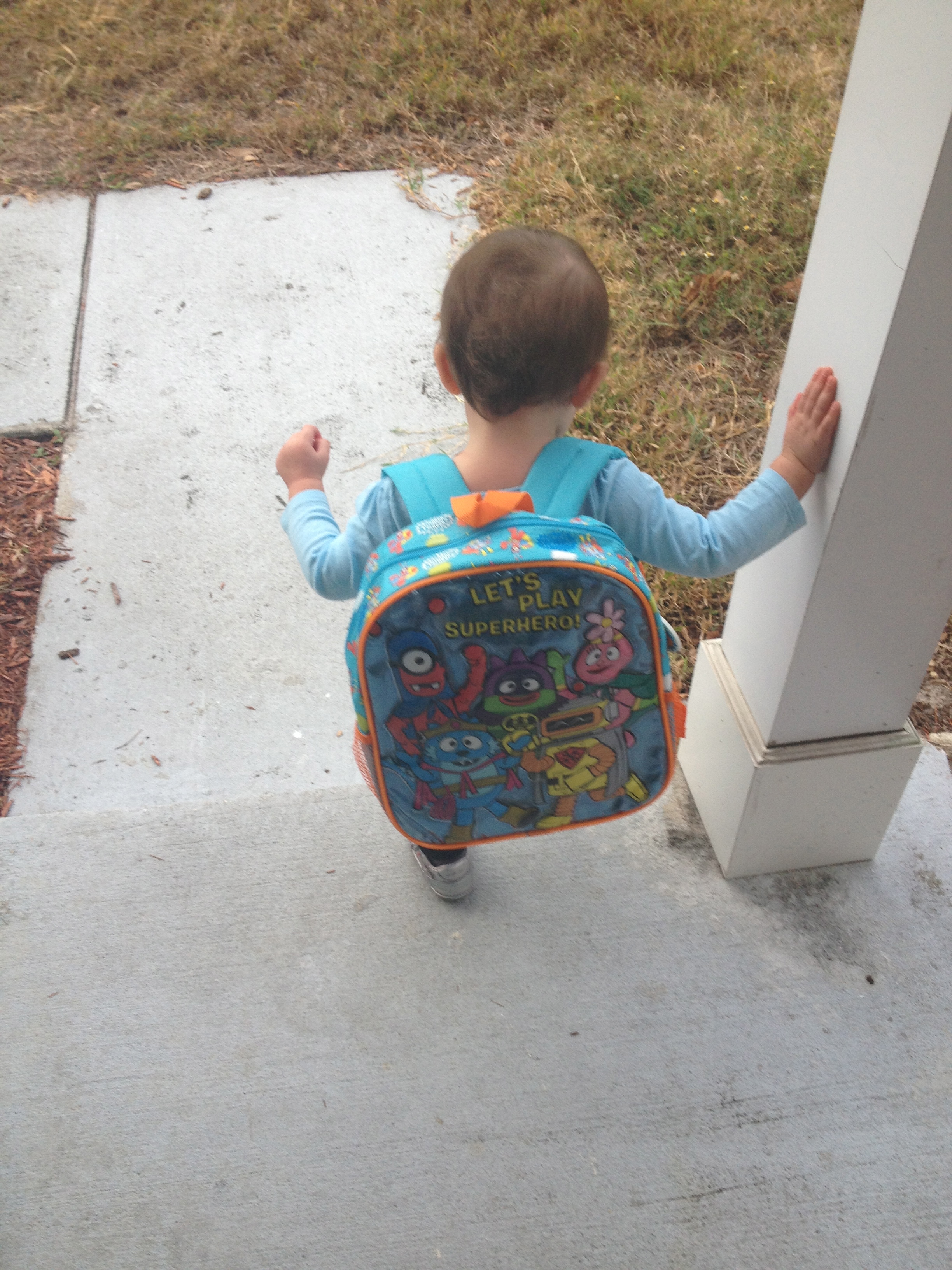 Back to School to prove to Daddy that she's not a fool...