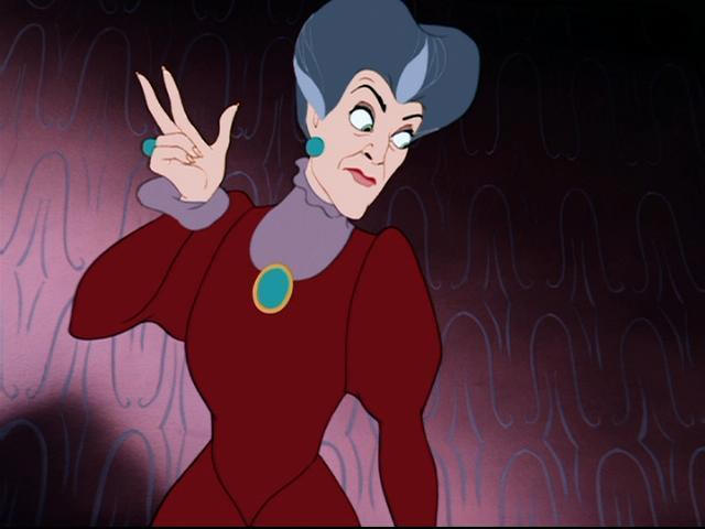 Lady Tremaine- One Cold b****