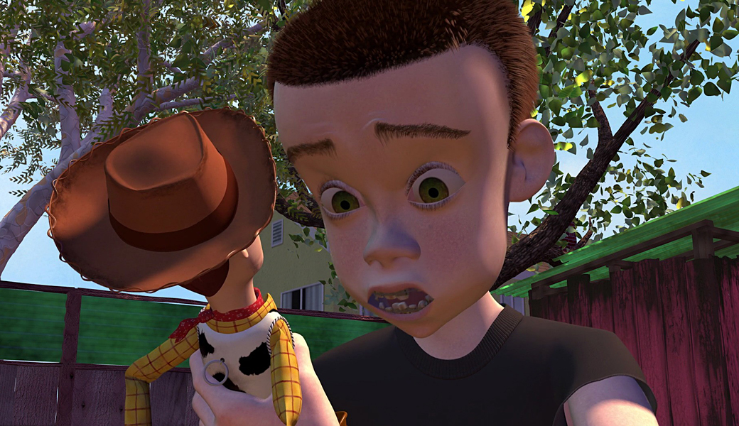 Sid Phillips, Toy Story