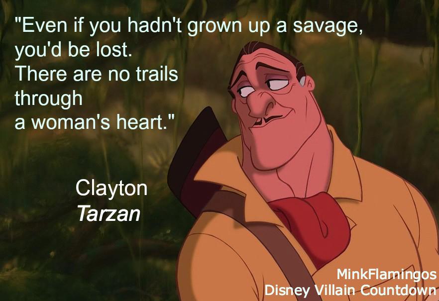 Preach on, Clayton