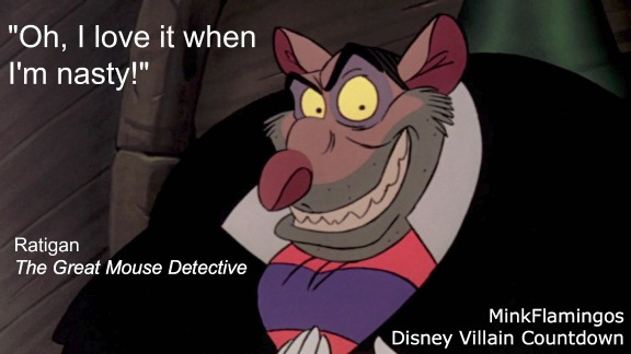 That's Janet, Miss Ratigan if you're nasty...