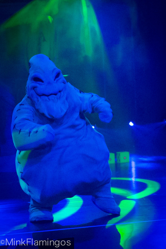 Oogie Boogie's (ADORABLE) Sideshow at Villains Unleashed