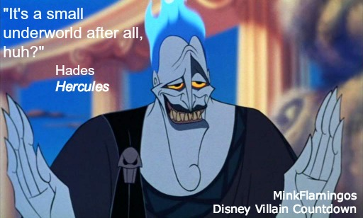 Oh Disney, I love when you're self-aware