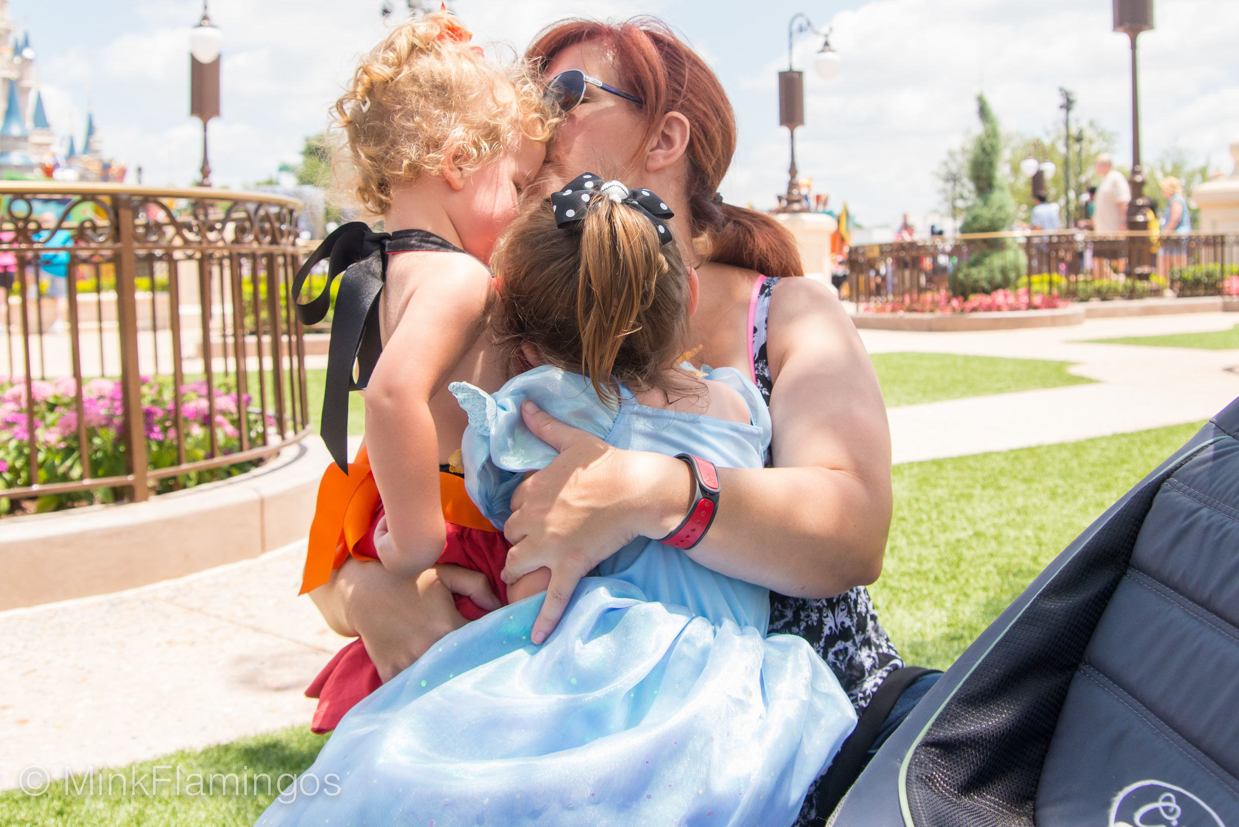 Hugs with Disney Ohana