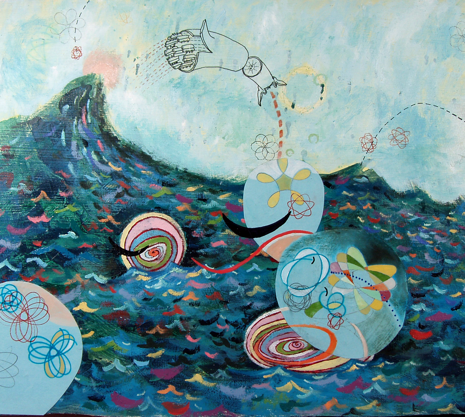 Euphonic Brew Album Art, back