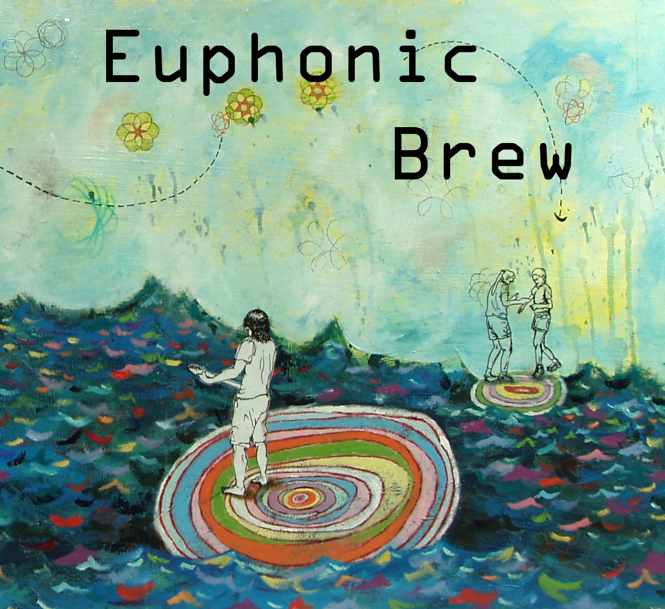 Euphonic Brew Album Art, front