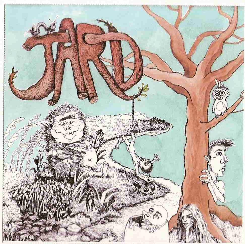 JARD album cover, 2007