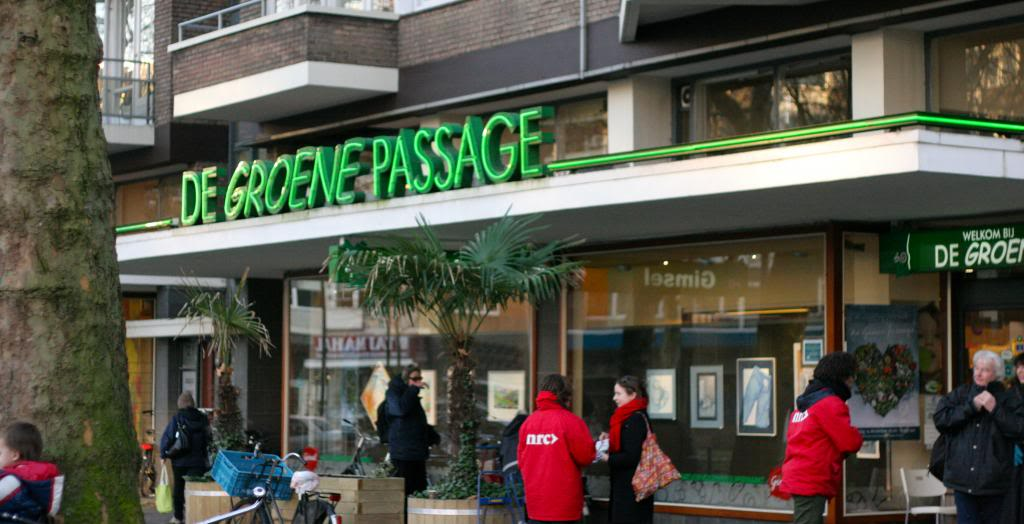 De Groene passage