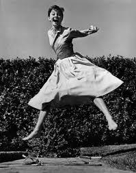 Kunsthal Audrey Hepburn jump