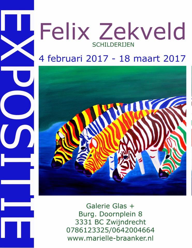 Expositie Zwijndecht Galerie Glas +