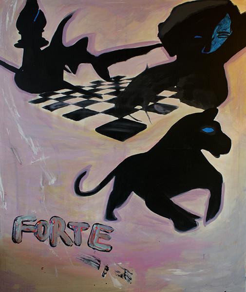 Forte,  Felix Zekveld.jpg