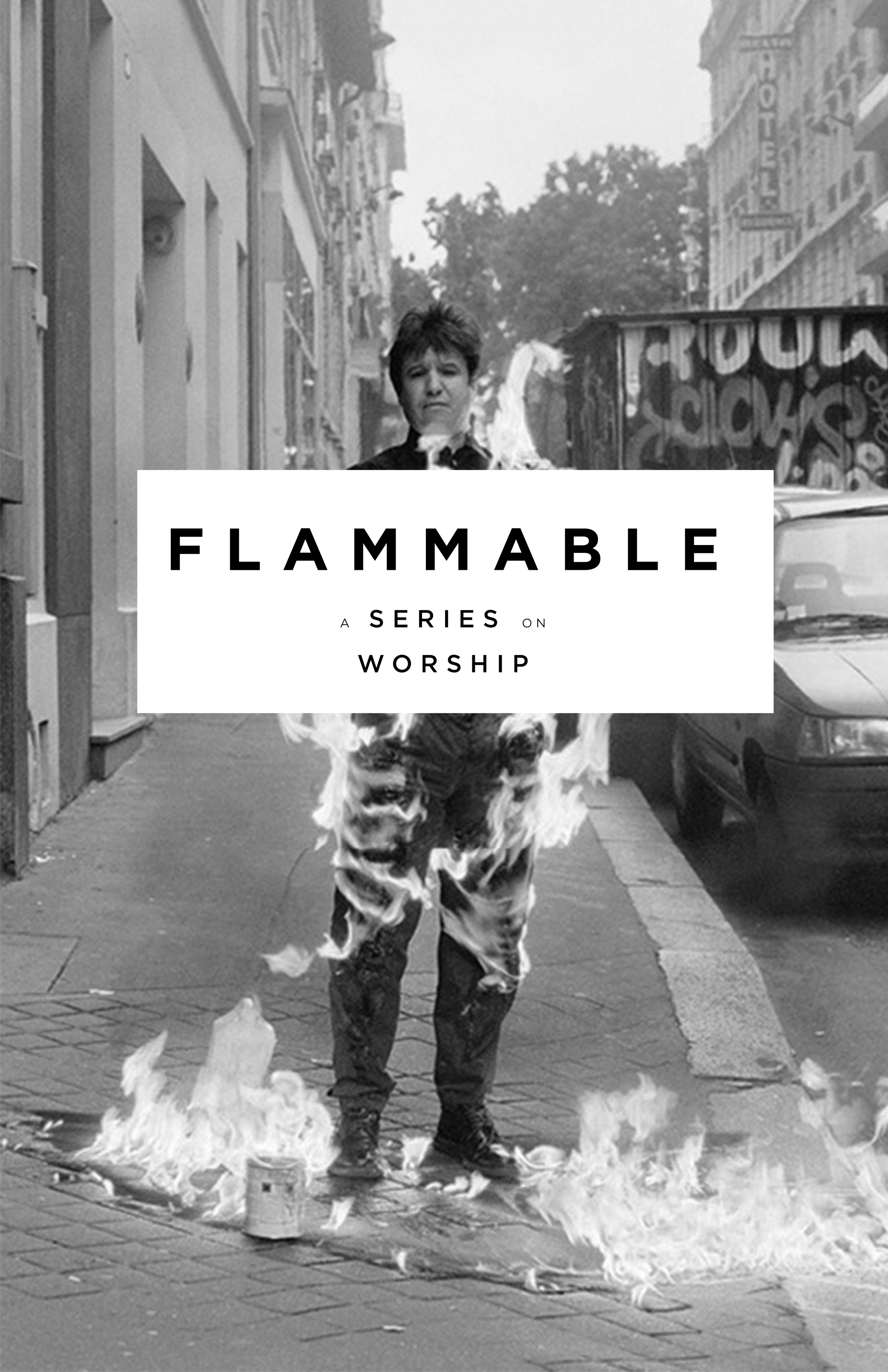 Flammable was a series on Worship for Pantego Bible Church.