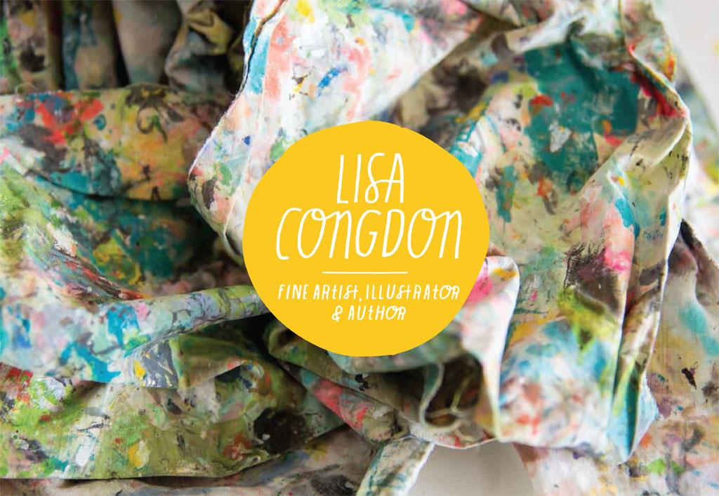 Visit Lisa's website:  lisacongdon.com