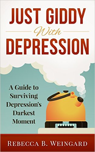 """Click to purchase! Only $2.99 on Kindle.  """" Infused with quirky personality and acquainted with human frailty, this book provides a quick-read, informational guide to help those suffering with depression and suicidal ideation. Pairing a graduate education in counseling with a personal experience in depression, the author offers a warm, comically medicinal escape from overwhelming moments of darkness."""""""