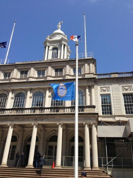 NYC City Hall Flies Boston Flag.jpg
