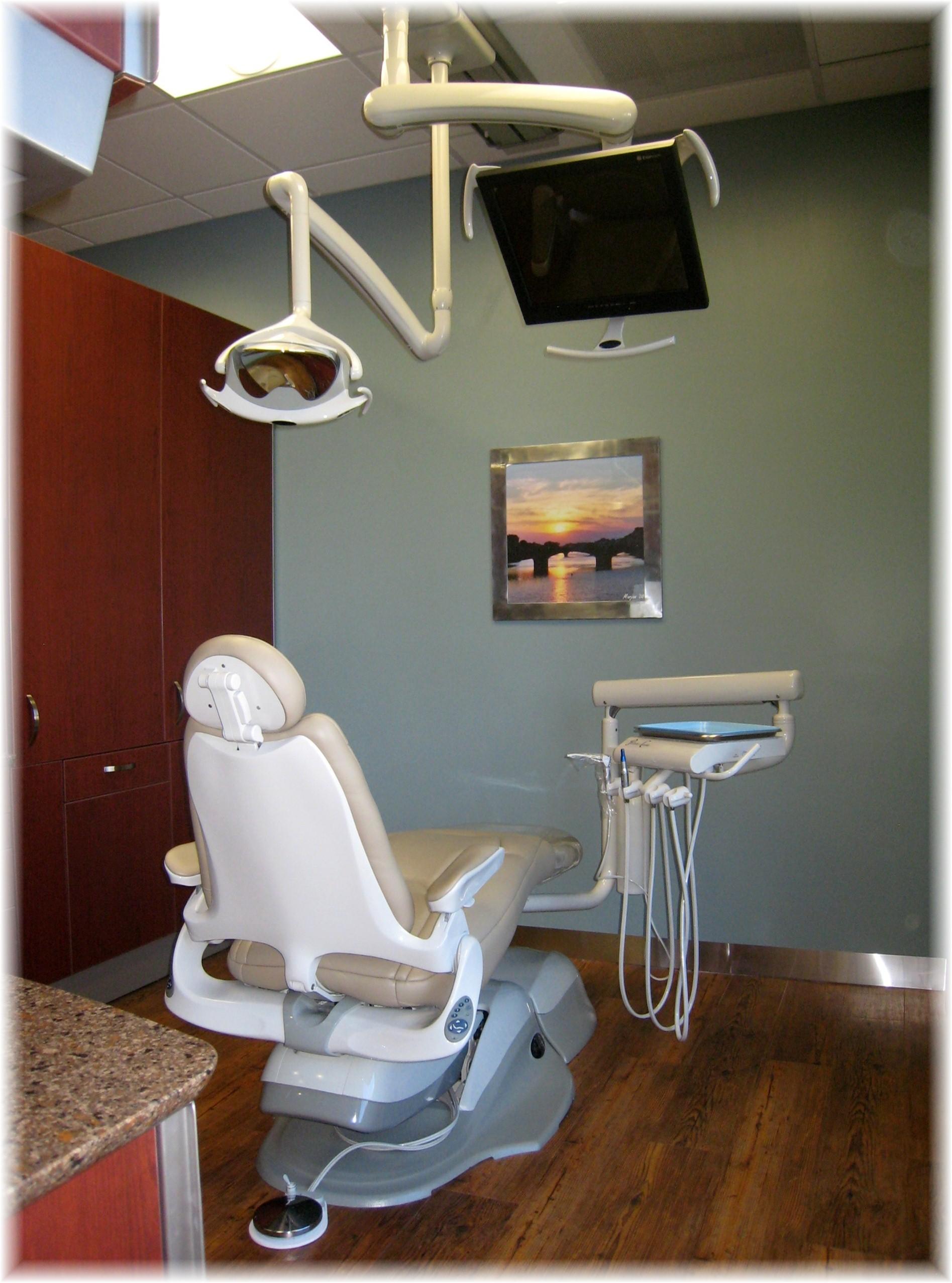 Overhead Patient Monitors