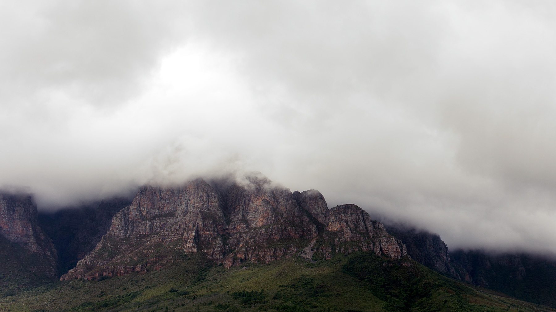 South Africa - Mountains # 1