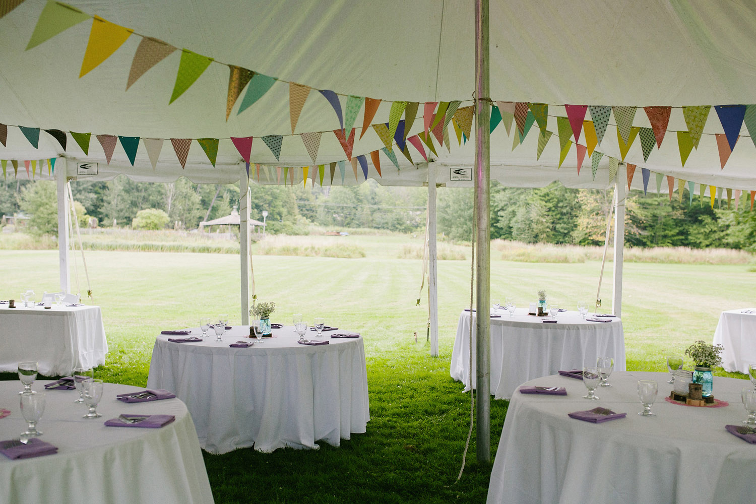 Wedding setup and planning by Laura from Holly Matrimony