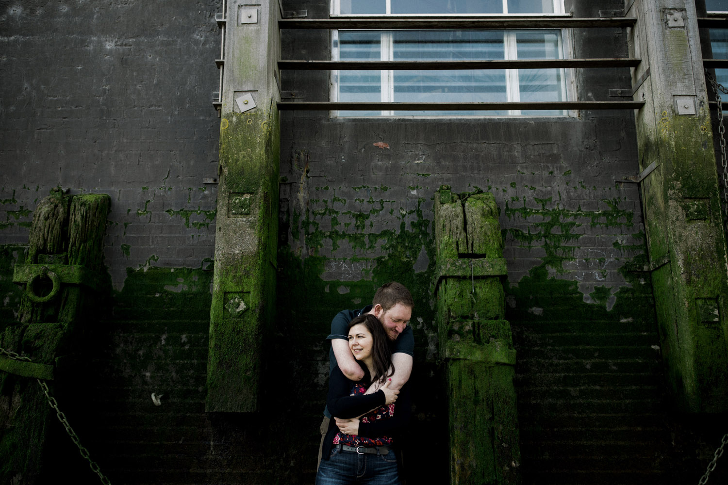 London Engagement session