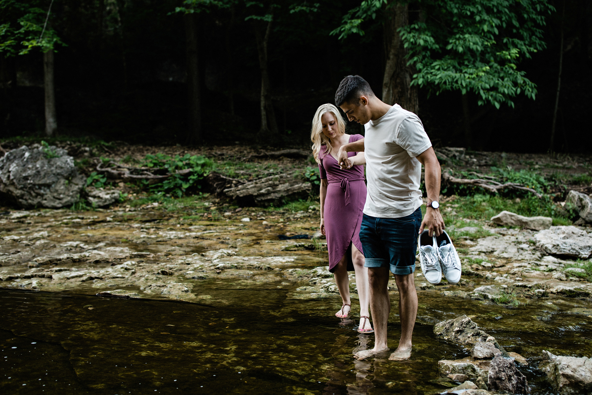 230-summer-elora-gorge-sunset-engagement-session-with-couple-in-the-water.jpg