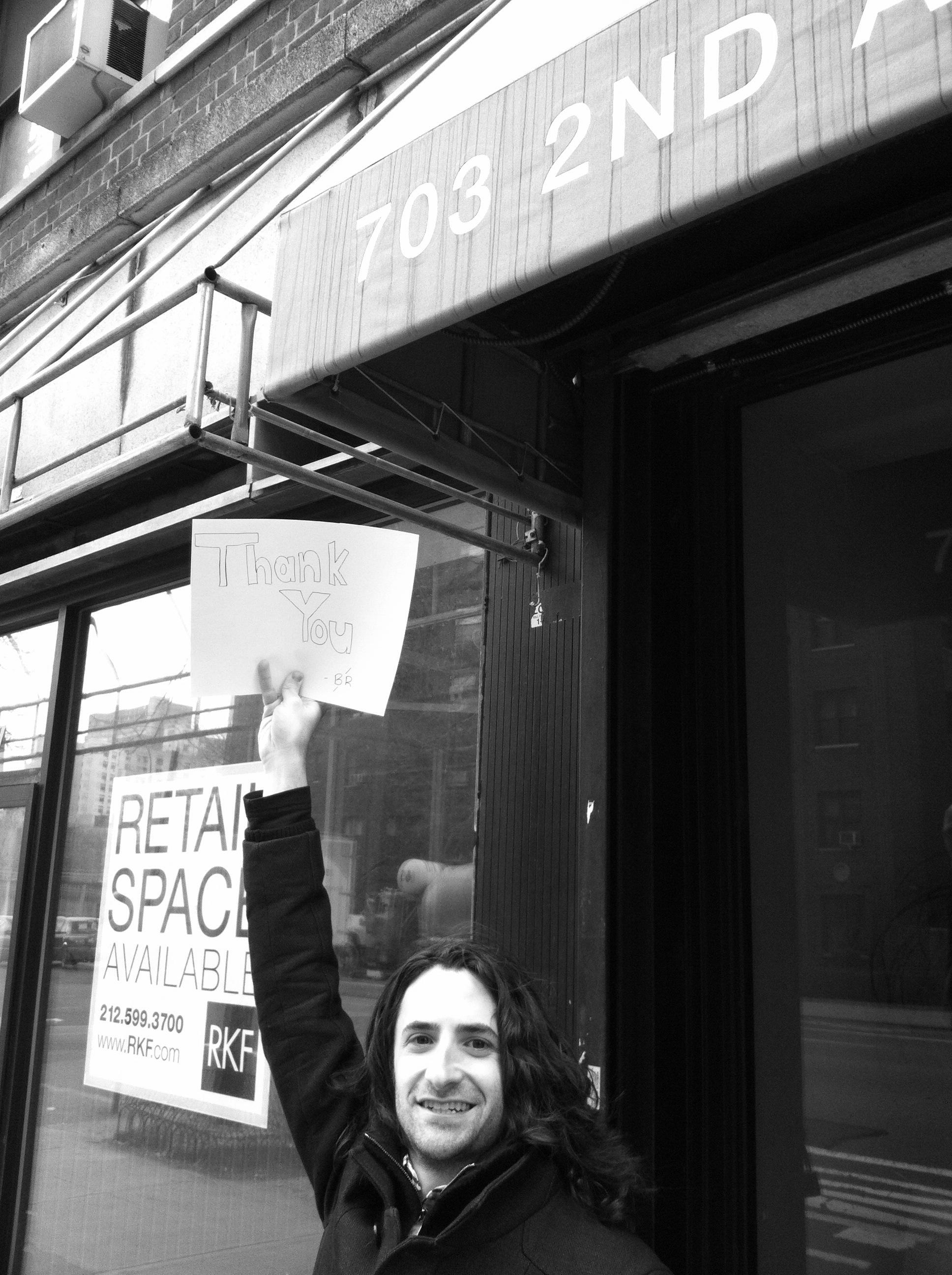 703 2nd Ave. NYC, NY