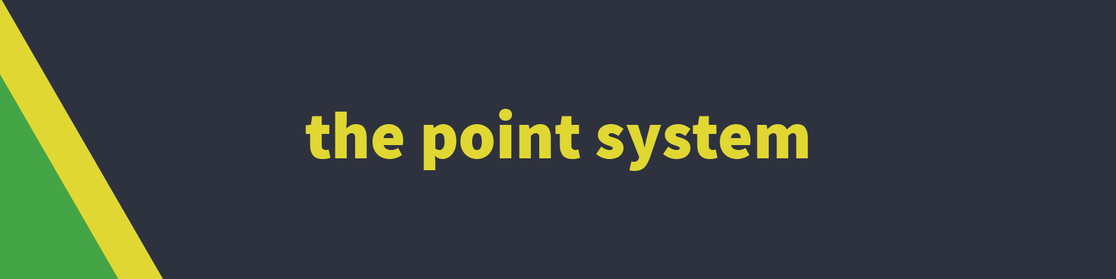 THE POINT SYSTEM. certifyD the design certification dialogue. Certifying Responsible Design (CRED) proposal. A Graduate thesis by Esteban Perez-Hemminger @ Pratt Institute.