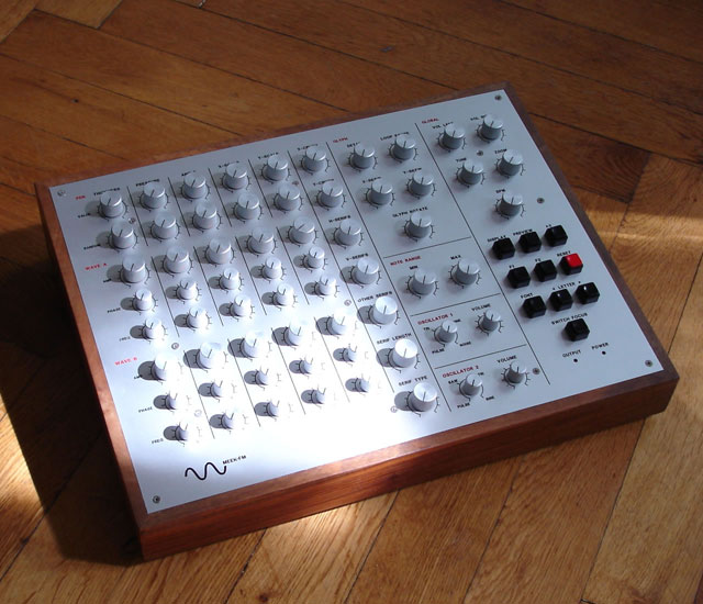 M.E.E.K. the Typographic Synthesizer