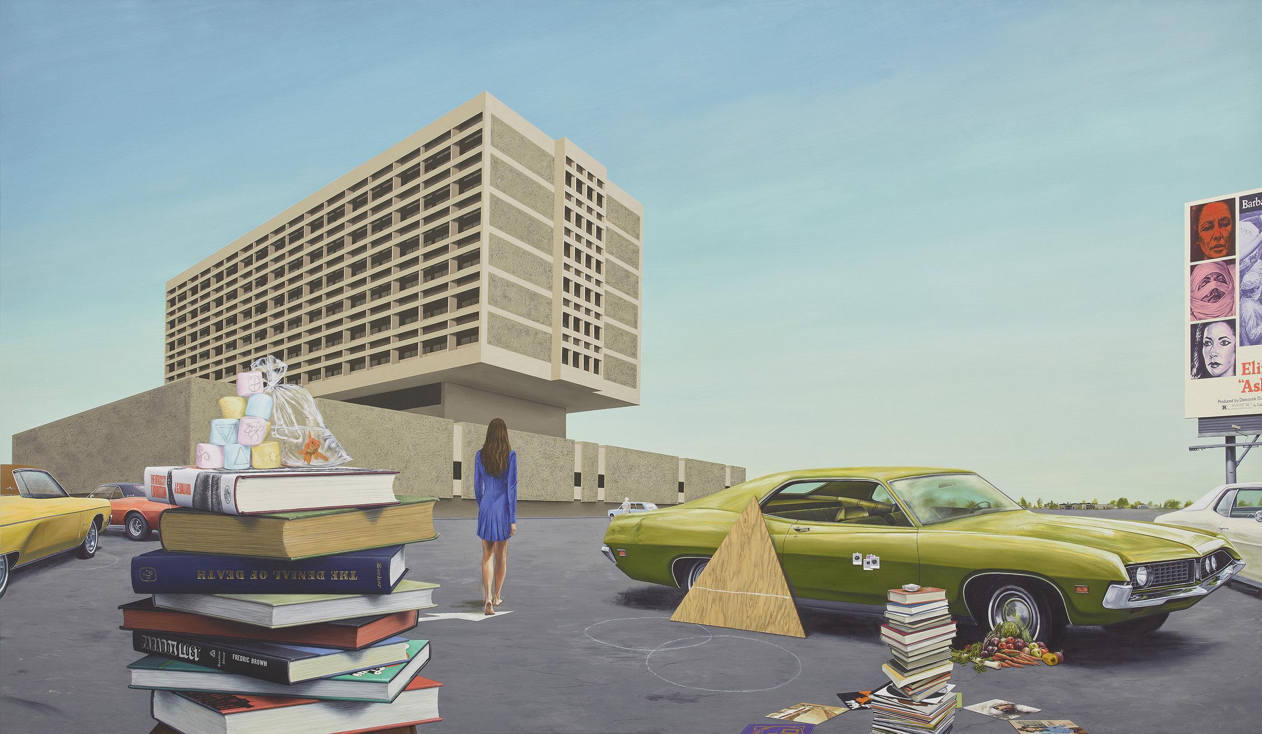North [1971 Ford Torino]