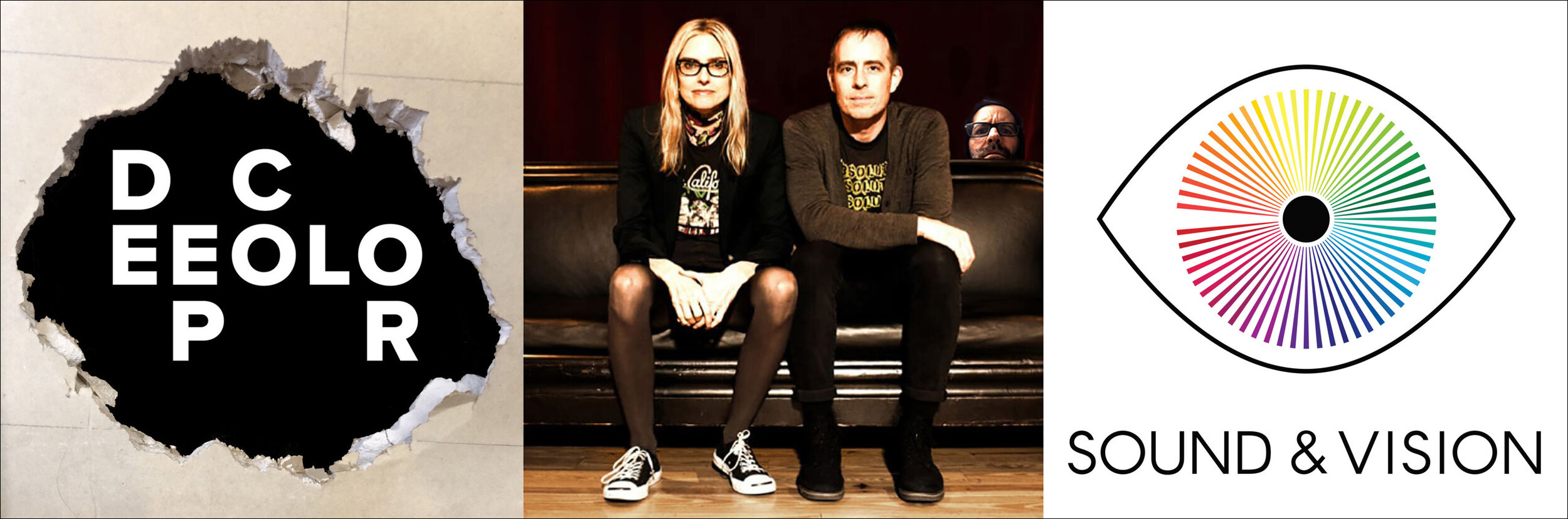 • PODCAST ALERT •    Deep Color    The Art of Process with Aimee Mann and Ted Leo    Sound & Vision