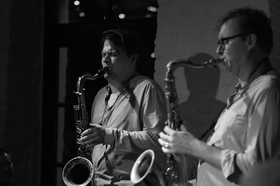 Denis Gäbel / Jasper Blom Live at Dumont, Aachen 2017