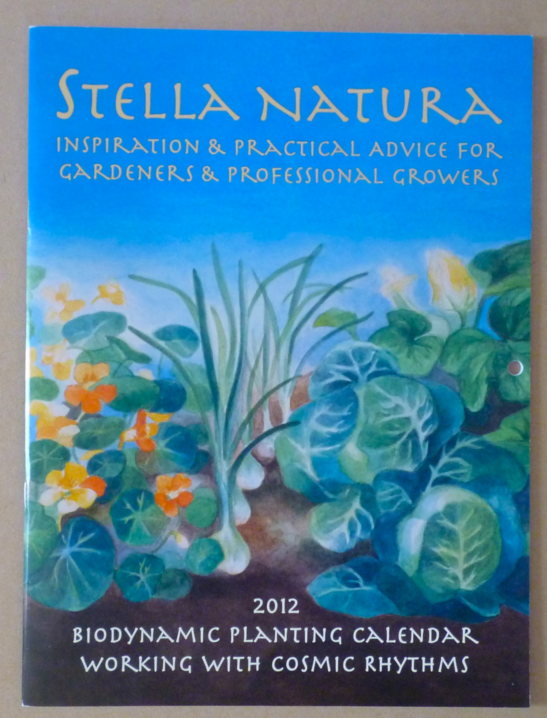 2012 Stella Natura Cover  Illustration Ella Lapointe