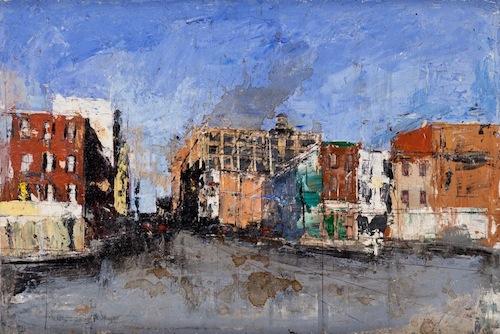 Gregory Prestegord, 'Spring Garden Ridge', 16.5 x 24, Oil on Panel.