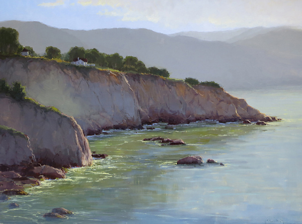 Kathleen Dunphy, 'Dawn of a New Day', 36 x 48, Oil on Linen