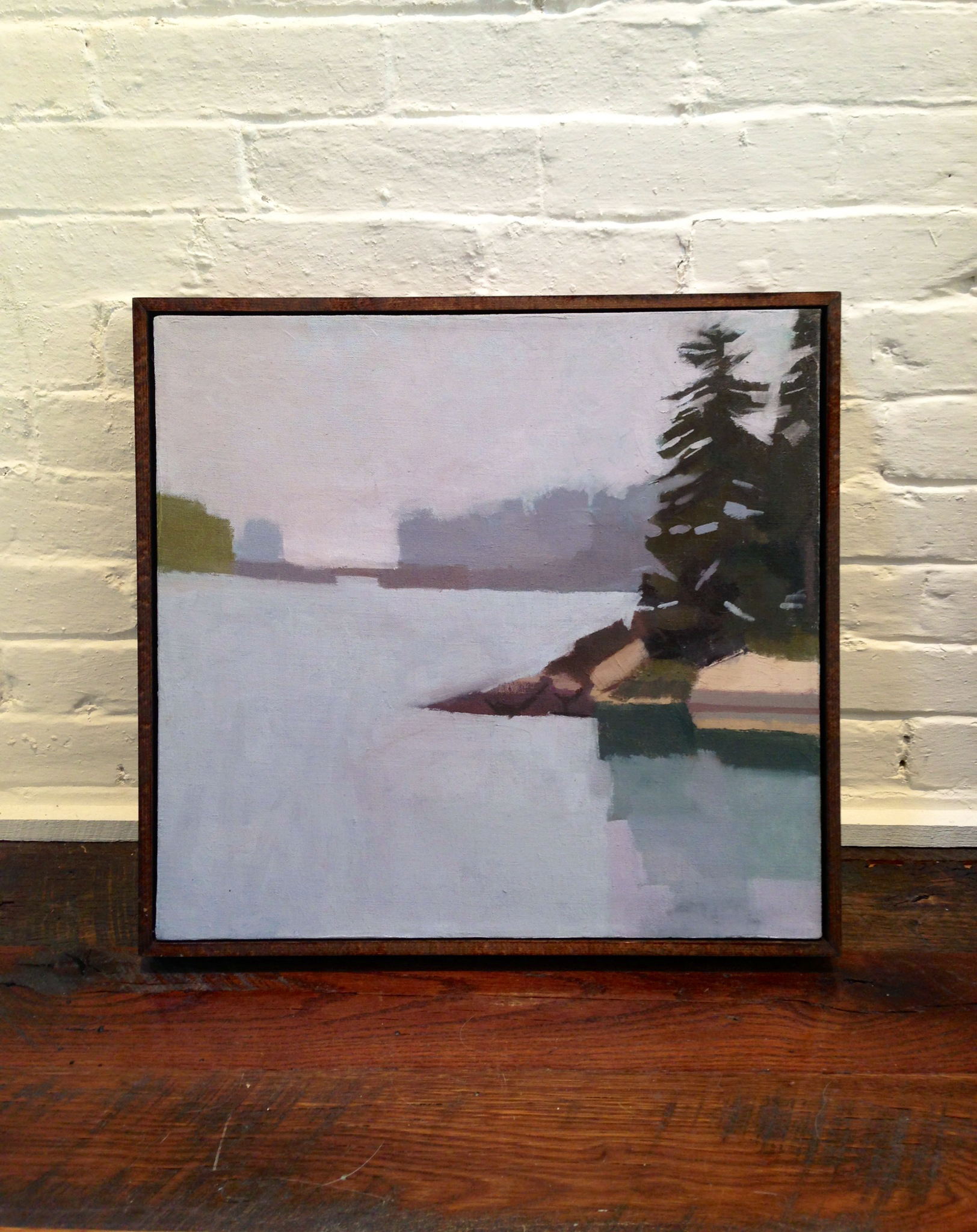 'Mickey's Cove' Framed
