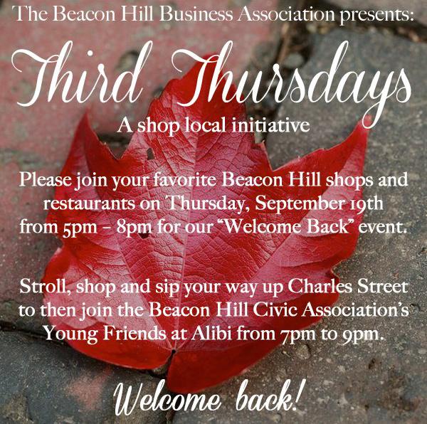 BHBA Third Thursday