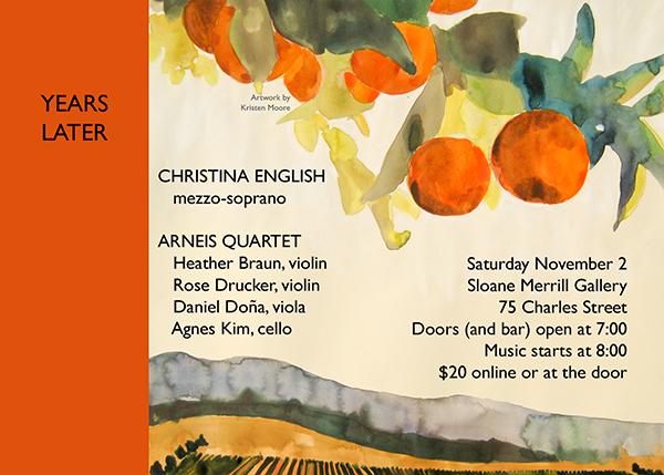 Years Later Arneis Quartet Postcard Front.jpg