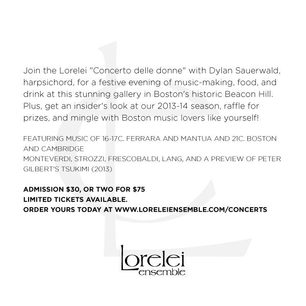 Lorelei Ensemble Information