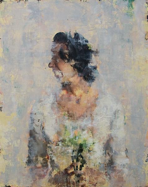 Matthew Saba '1931' 20 x 16